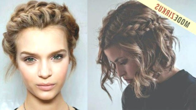 fresh braids middle-length hair décor-modern braids middle-length hair gallery