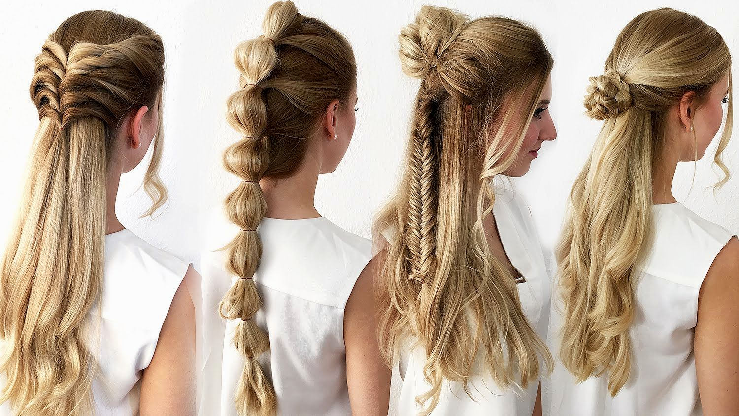 contemporary braided hairstyles with pony model-Finest braided hairstyles With pony model