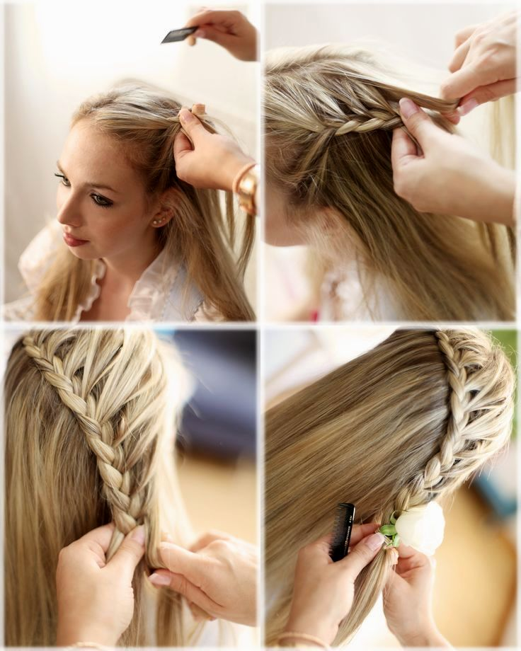 wonderful breathtaking braiding hairstyle instructions with pictures ideas-modern braided hairstyles Instructions With pictures Design