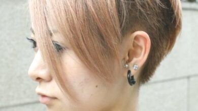 Photo of Most popular Asian hairstyles for short hair
