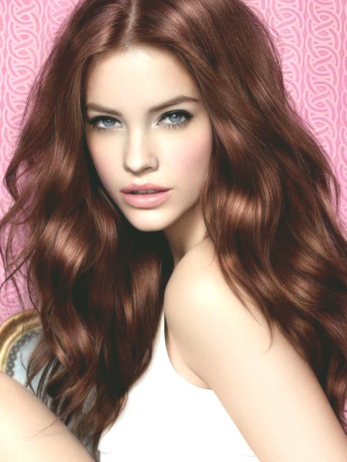 Luxury gentle hair color picture-New Gentle hair color design