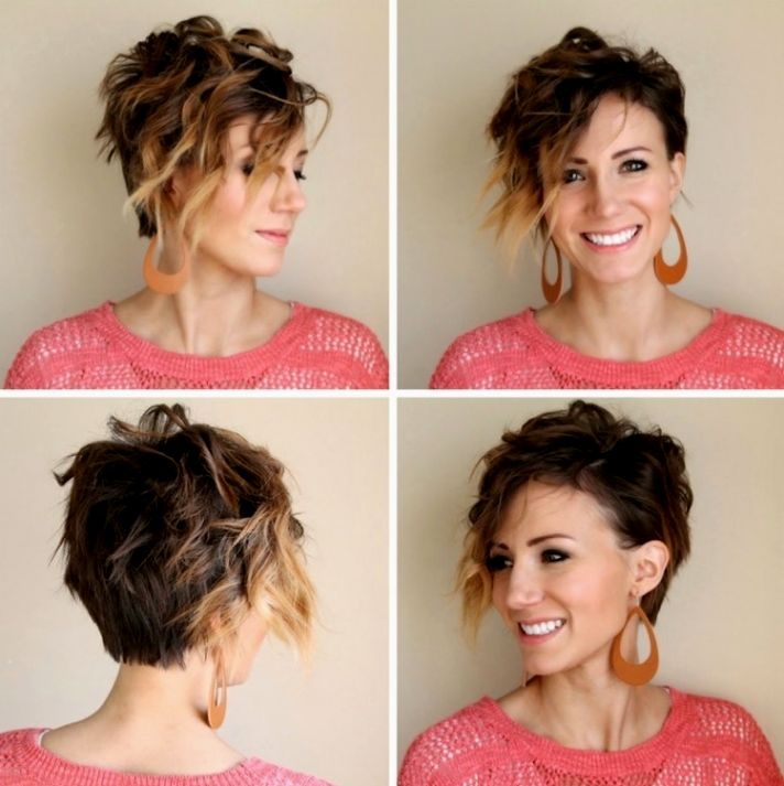 best of hairstyles for short hair to make yourself photo-unique hairstyles for short hair to make yourself concepts
