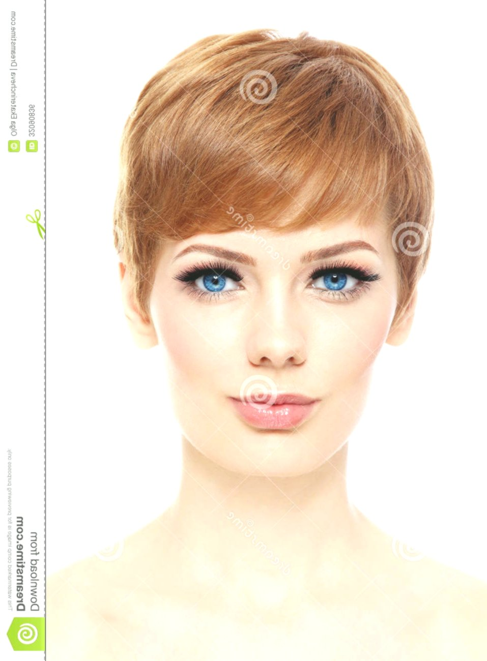 lovely short haircut photo picture - Awesome Short Haircut Pattern