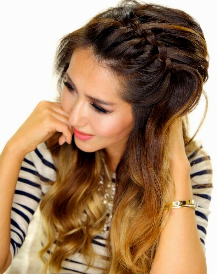 nice hair braiding on the head guide photo-Amazing Hair Braiding On Head Instruction Reviews