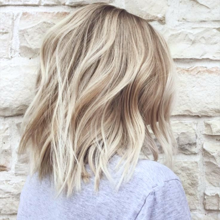 Best Balayage Blonde Hair Collection-Amazing Balayage Blonde Hair Picture