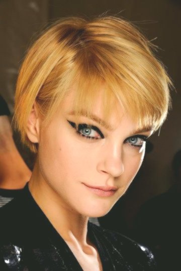 top bob hairstyles cut back on the back layout-Excellent Bob Hairstyles Behind Cropped Inspiration