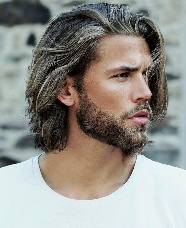 lovely mens hairstyles long photo-Lovely mens hairstyles long ideas