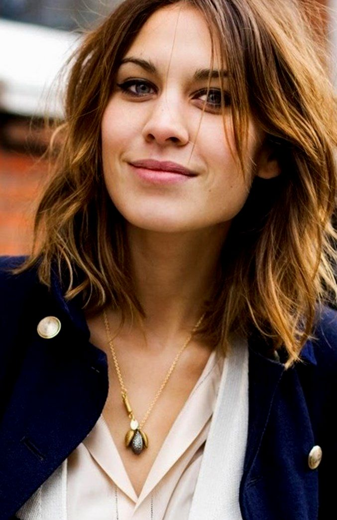 beautiful hairstyles for shoulder-length hair to make yourself inspiration-top Beautiful hairstyles for shoulder-length hair to do yourself Reviews