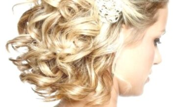 Photo of Bridesmaid Hairstyles for Short Hair