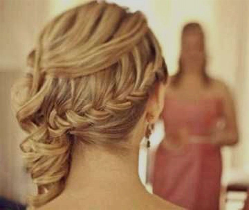 terribly cool prom hairstyles medium-length hair photo-Breathtaking prom hairstyles mid-length hair construction