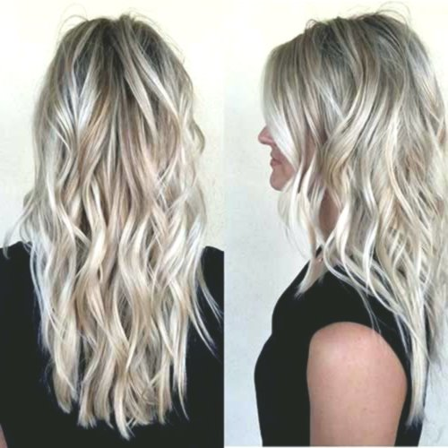 latest blond hair plan-modern blond hair portrait