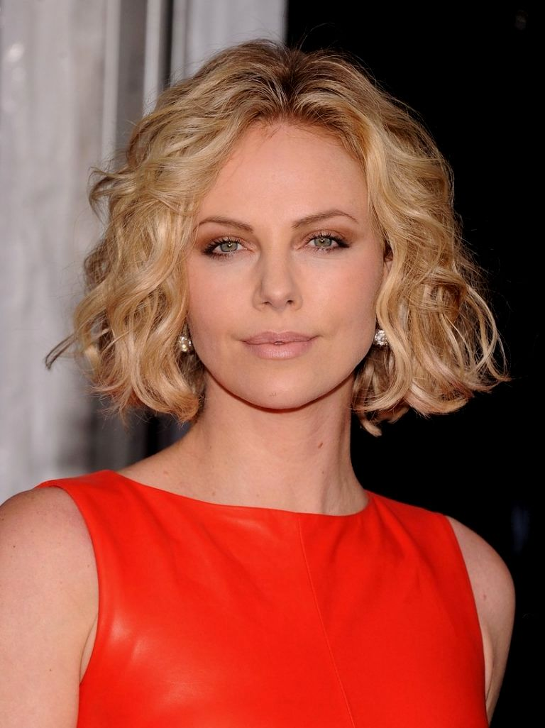 incredibly curly short hair background-Fancy Curls Short Hair Photo