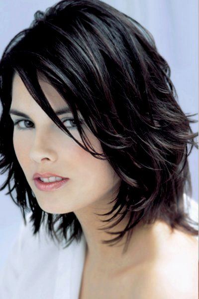 fascinating shoulder-length hair with pony design-superb shoulder-length hair with pony inspiration