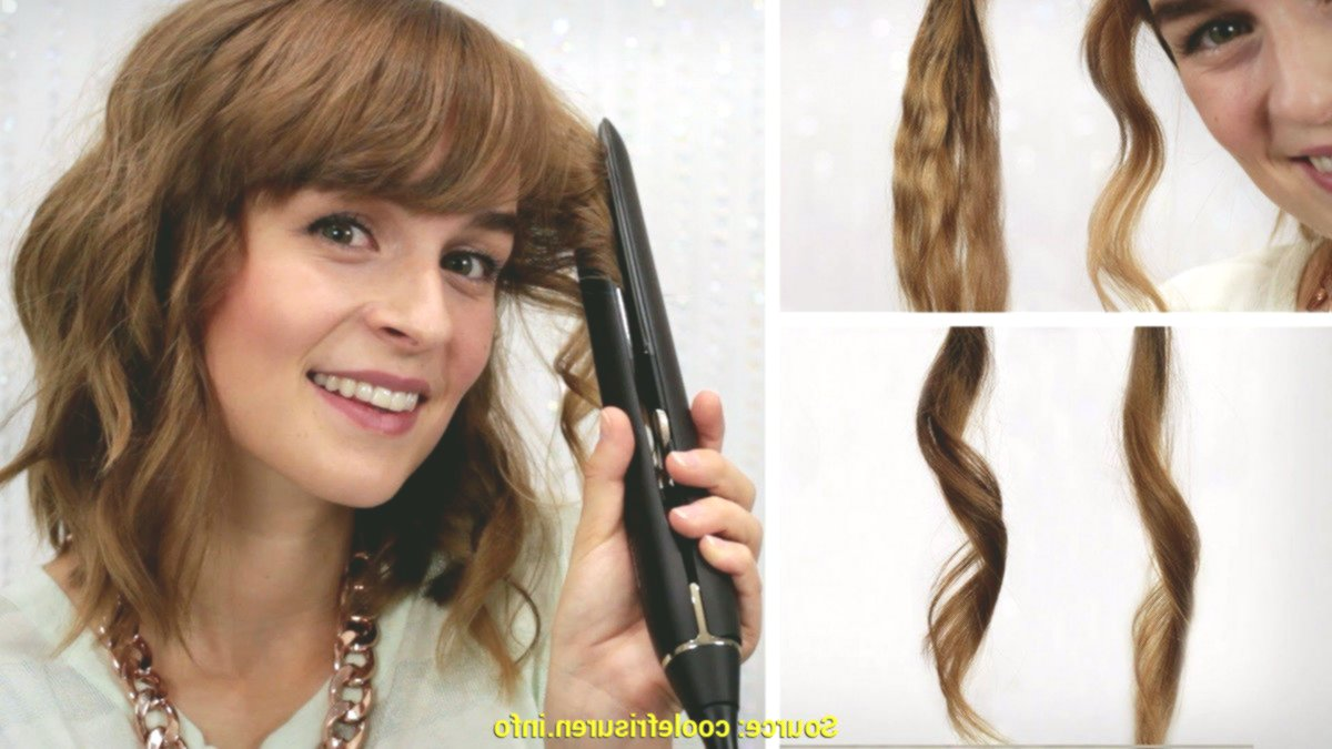 fresh medium-long hair with pony concept-Superb medium-long hair with pony layout