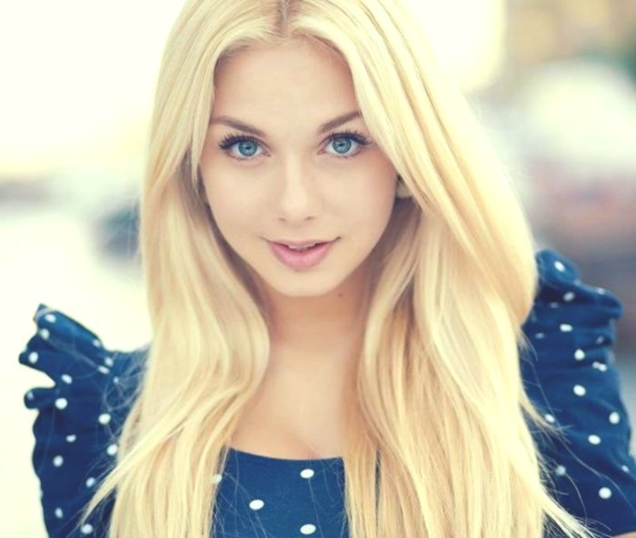 beautiful blond hair photo picture-Finest blond hair design