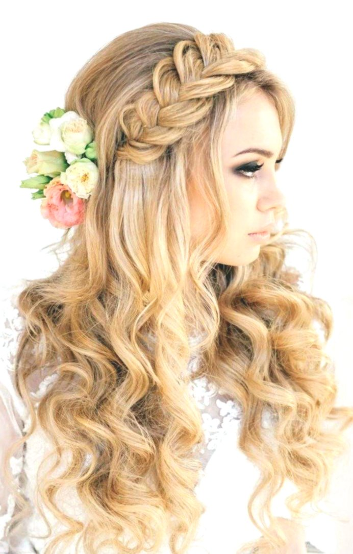 best of hairstyles half pinned décor-Beautiful Hairstyles Half Pinned wall