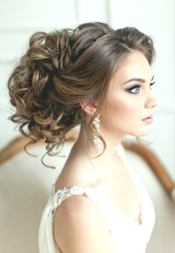 modern hairstyle bride idea- awesome hairstyle bride photo