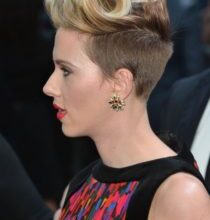 Photo of Unique Scarlett Johansson Short Hair Gallery