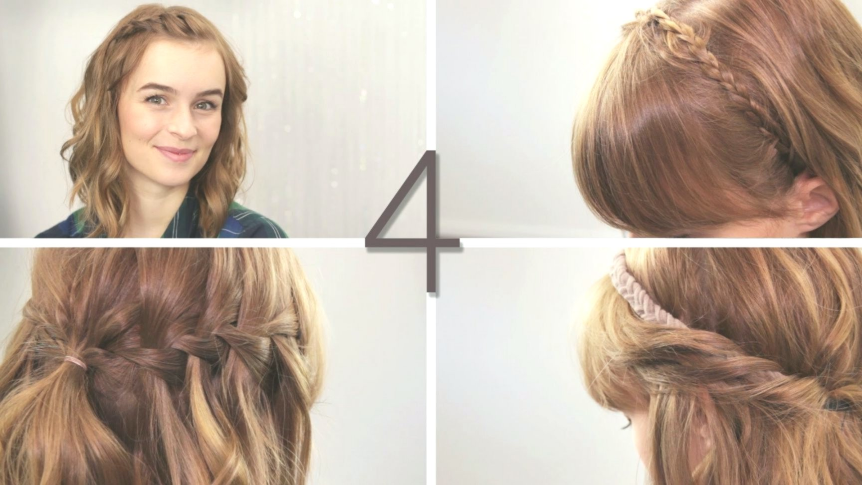 modern open hair hairstyles pattern - Fascinating open hair hairstyles decor