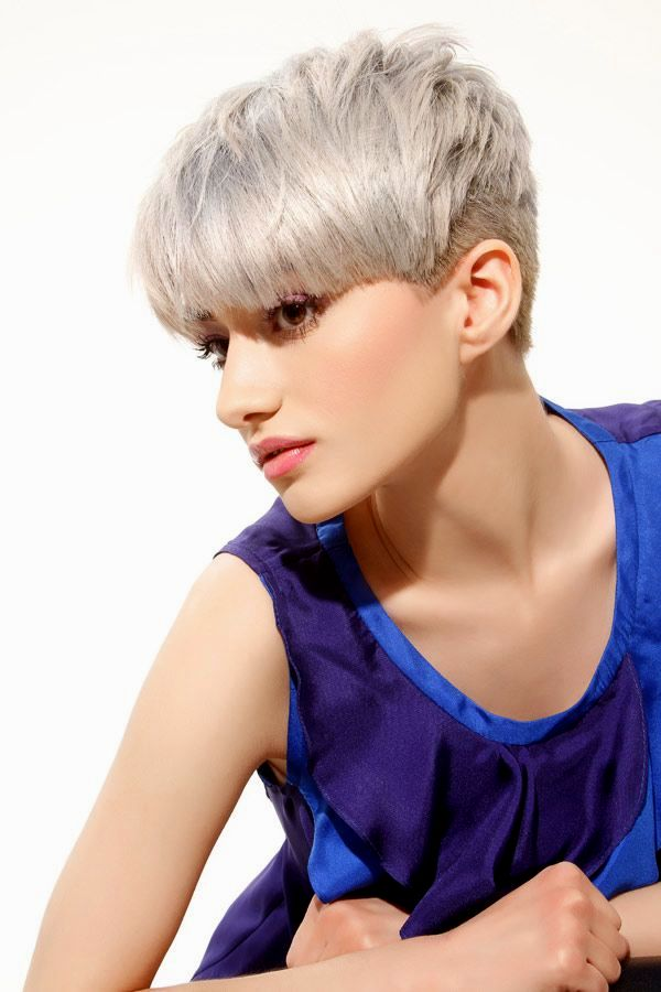 Fascinating Naughty Short Haircut Concept-Breathtaking Sassy Short Haircut Architecture