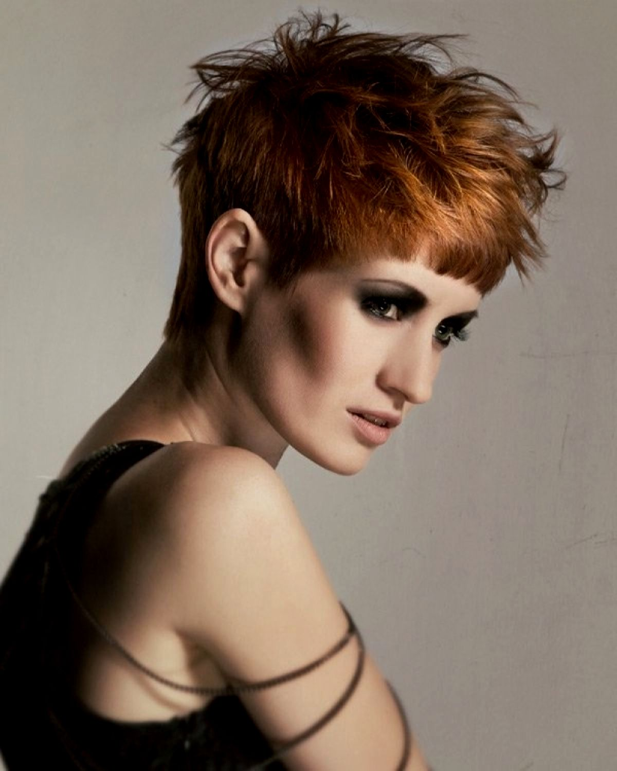 wonderfully stunning braids short-haired model-awesome braided hair shorthair concepts