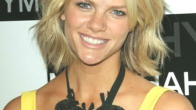 Photo of Brooklyn Decker Short Hairstyles