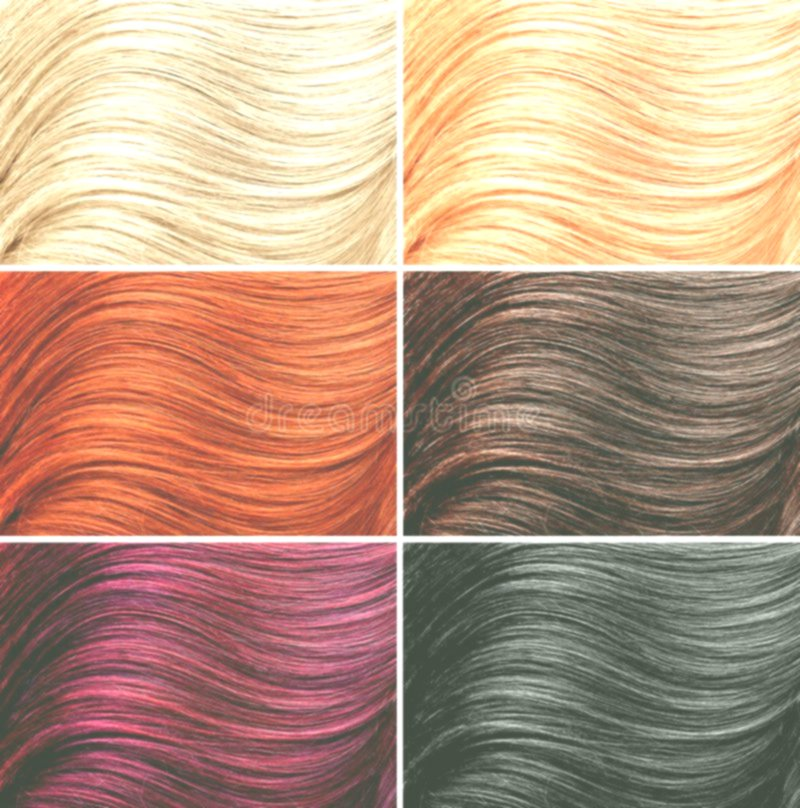 fascinating different hair color pattern-Awesome Different hair color architecture