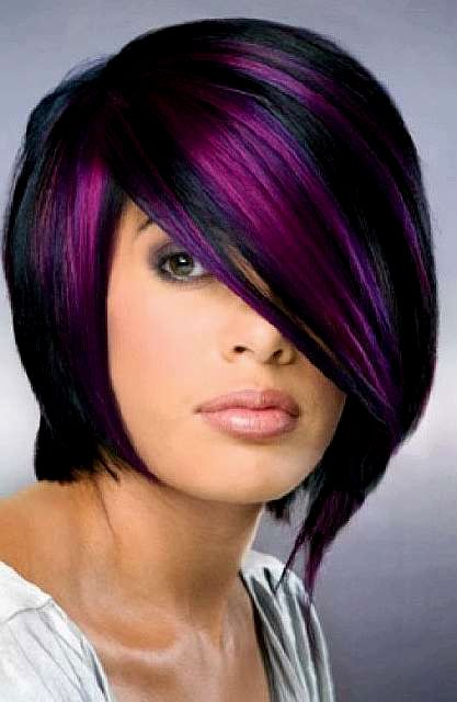 Stylish new hair color online luxury New hair color layout