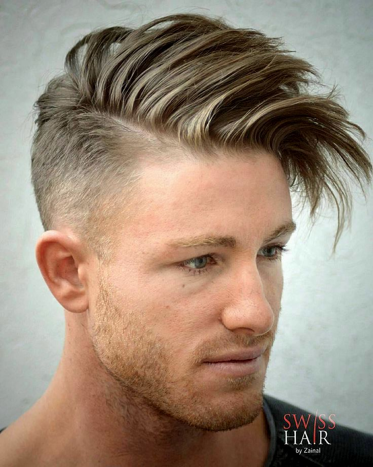 excellent mens hairstyles medium-length pattern-modern mens hairstyles mid-length decor