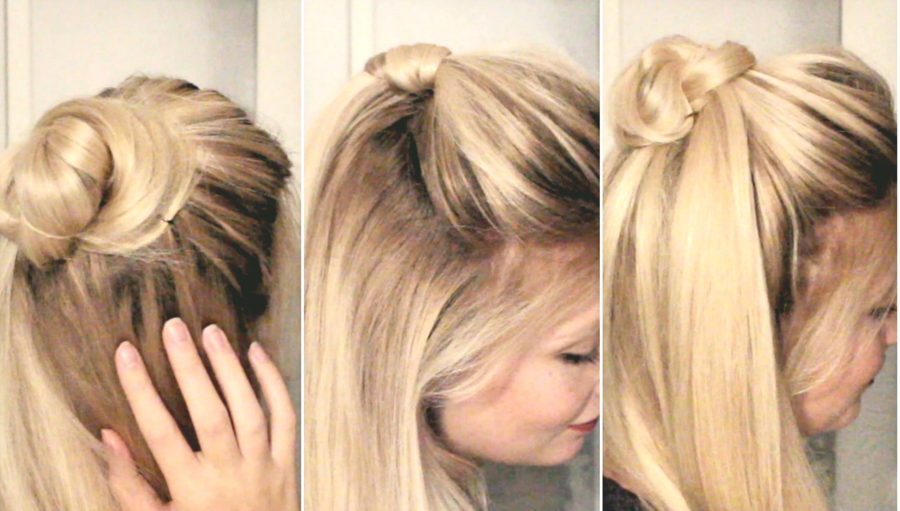 best half-pinned hairstyles concept-inspirational half-pinned hairstyles pattern