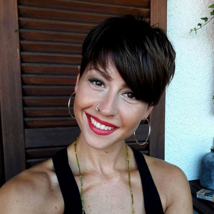lovely short hairstyles fringy plan-Charming Short Hairstyles Fransig Models