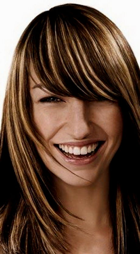 luxury blonde on brown hair photo picture Cool Blonde Highlights on Brown Hair Ideas