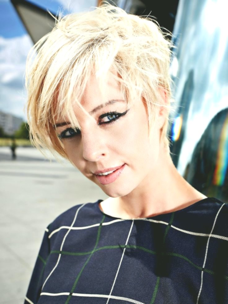 contemporary blonde short hairstyles 2018 plan Sensational Blonde Short Hairstyles 2018 concepts