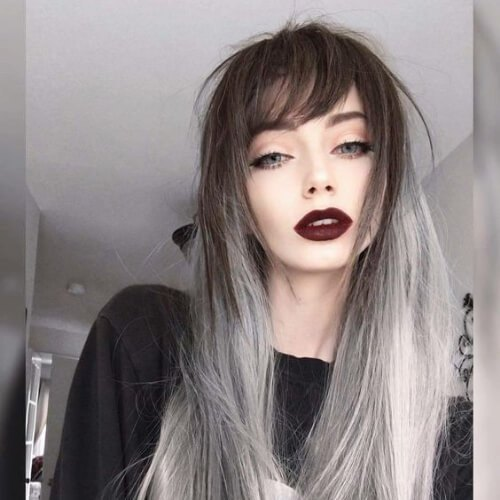 30 stunning long emo hairstyles for girls - Hair Style 2019