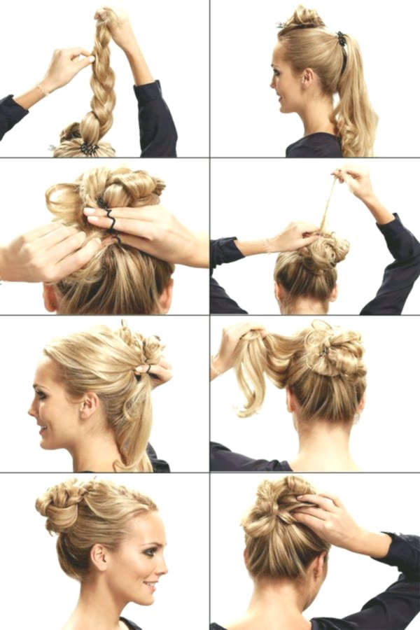 excellent updo brief hair instruction architecture-modern updo short hair instructions Image