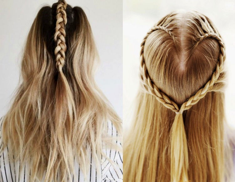 finest braided hairstyles with pony pattern-Finest braiding hairstyles With pony model