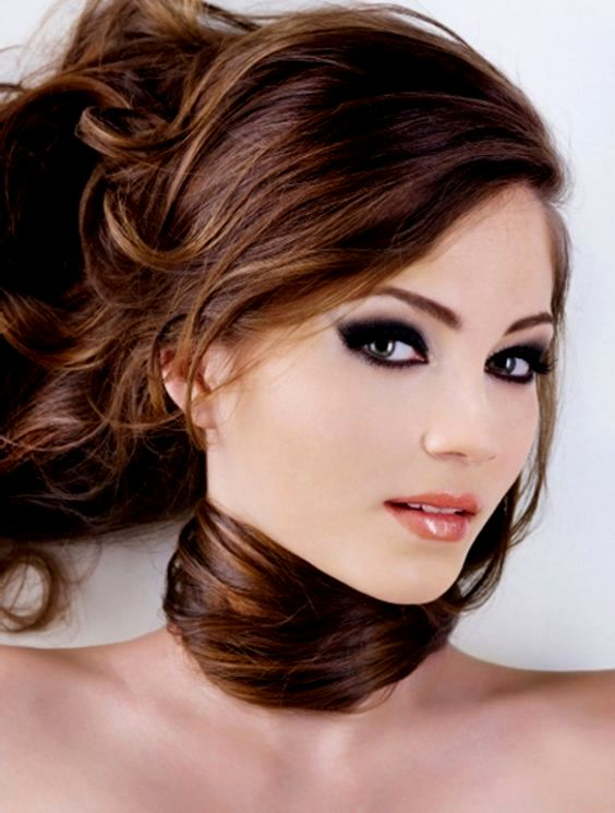 finest brown hair with highlights collection - Incredible Brown Hair With Highlights Photography
