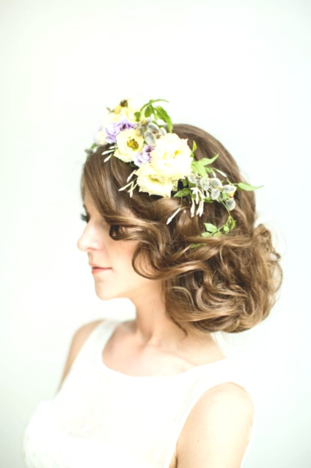 excellent bridal hairstyles open mid-length decoration-Awesome Bridal Hairstyles Open Mid-Length Gallery