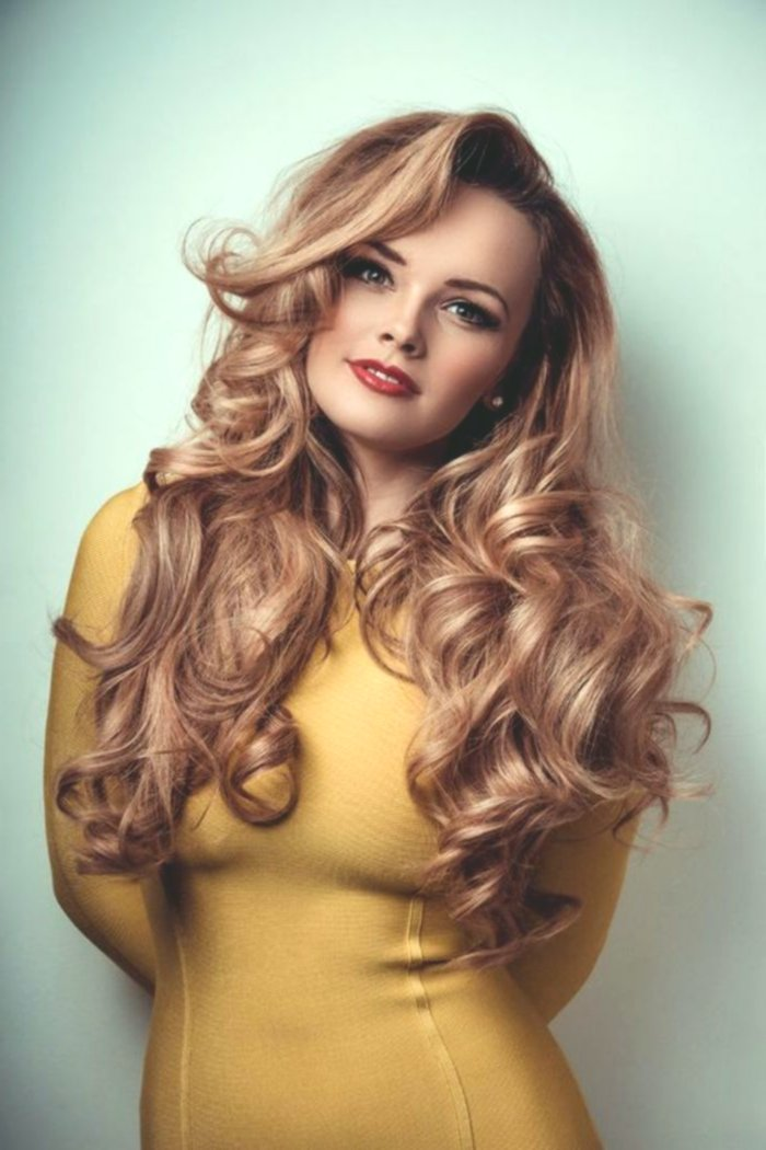 modern hair color blond tones model Superb hair color blondes photography