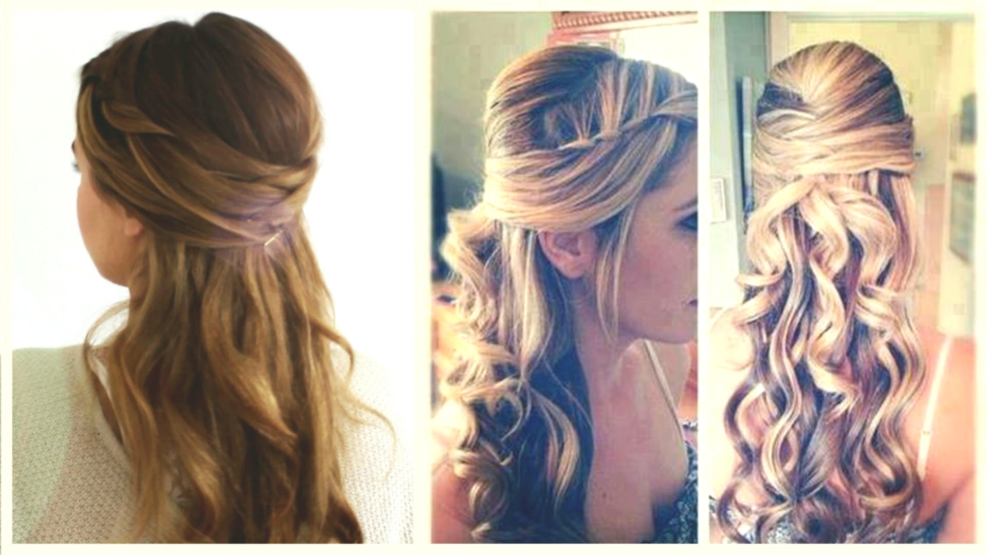 luxury simple hairstyles to make yourself gallery-beautiful Simple Hairstyles to Do Concepts