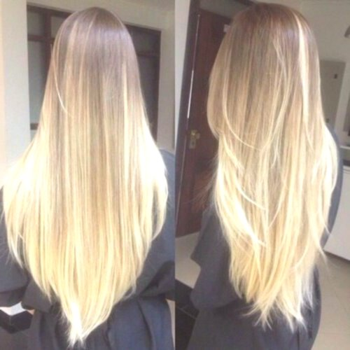 terribly cool hair color blond gray decoration-Stylish hair color blond gray pattern