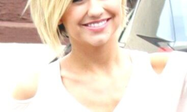 Photo of Easy Blonde Haircut – Short hair with side bangs