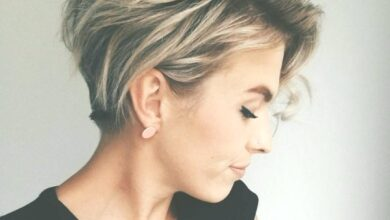 Photo of 10 messy hairstyles for short hair – Quick Chic!