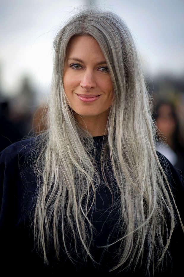 Lovely Why Be Hair Gray Model Modern Why Be Hair Gray Collection