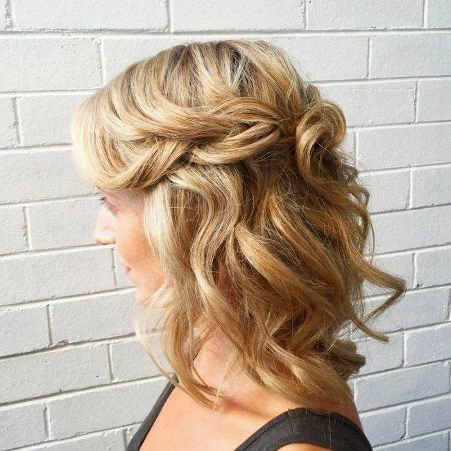 awesome cool simple hairstyles medium-length hair pattern-unique Simple Hairstyles Medium-Length Hair Architecture