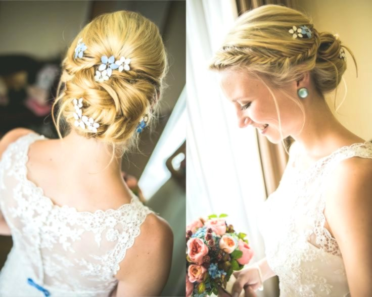Fascinating Bridal Hairstyles Pinned Décor-Modern Bridal Hairstyles Pinned Decoration