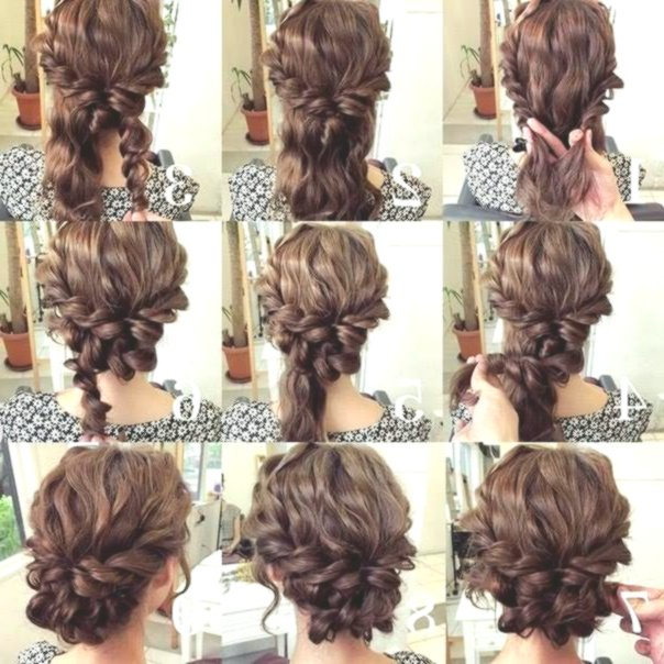 fantastic bridal hairstyles pinned décor-Modern Bridal Hairstyles Pinned Decoration