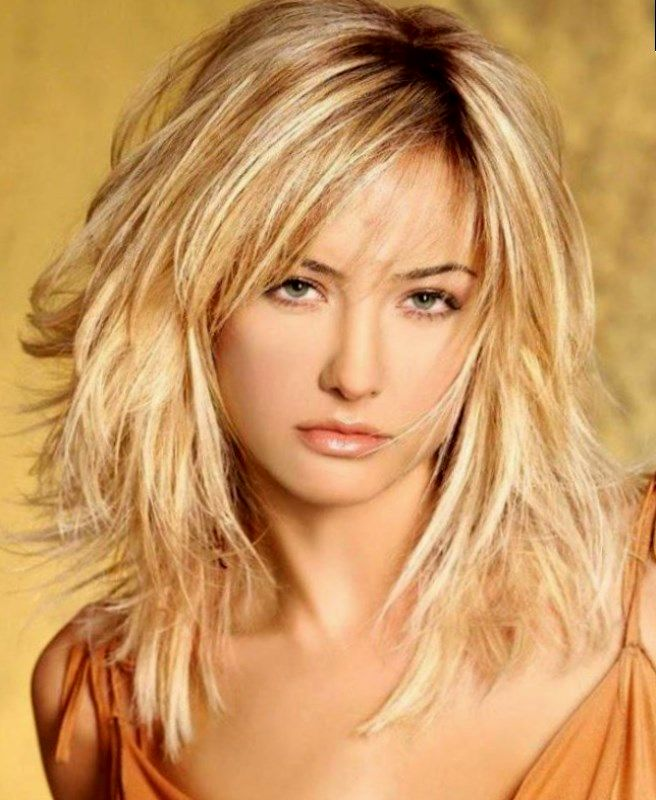 Best bangs long hair ideas-Modern bangs Long Hair Ideas