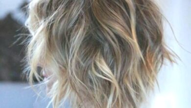 Photo of 10 stylish messy short hair cuts: attractive women short hairstyles