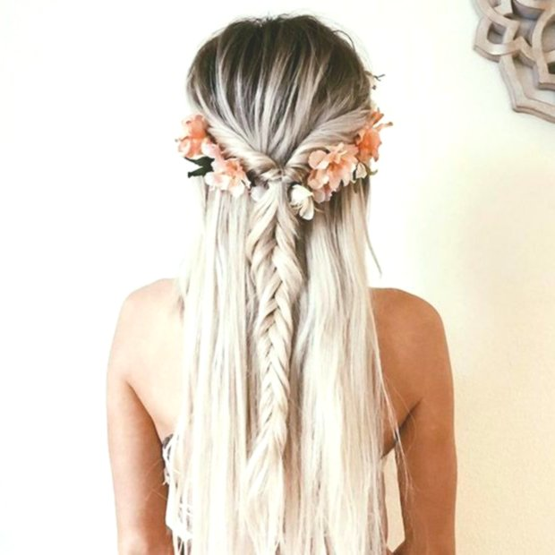 Excellent open hair hairstyles online Fascinating open hair hairstyles decor